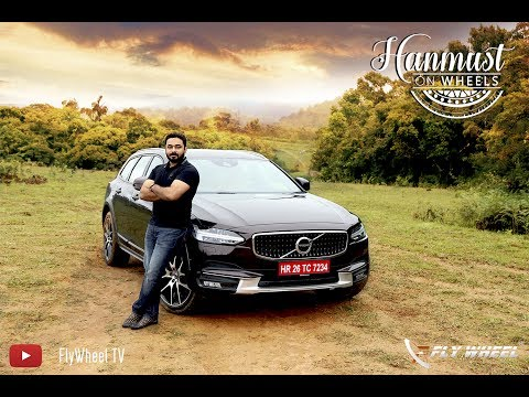 Volvo V90 Cross Country | Hanmust on Wheels