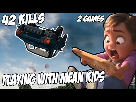 I PLAYED WITH THESE KIDS. THEY ARE SO MEAN | PUBG MOBILE | SERIOUS TUESDAYS #4