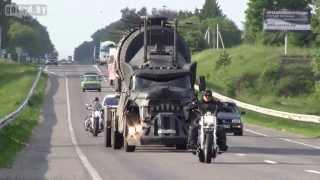 Mad Max в Могилёве