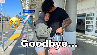 Anthony left us...