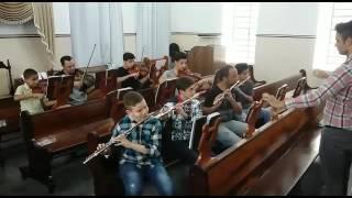 Escola De Música Ccb Central De São José Dos Pinhais.