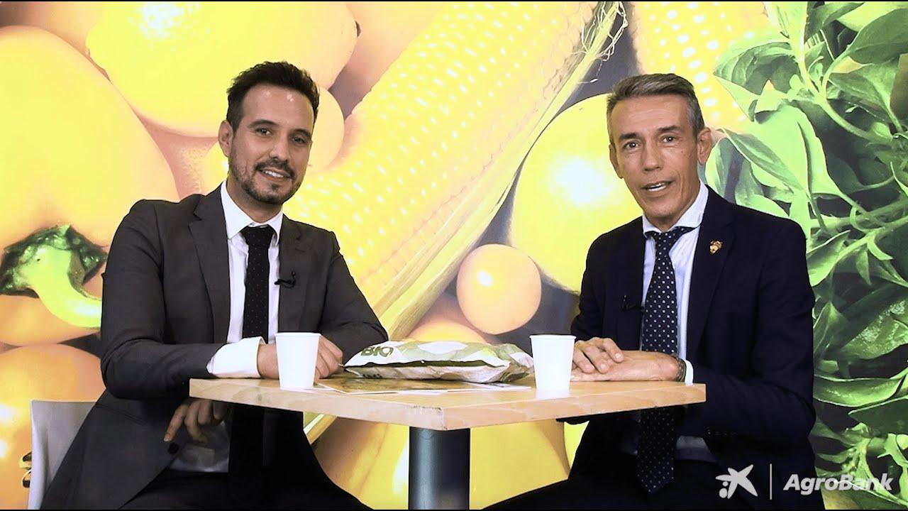 AgroBank - Rincón de la Innovación - #FruitAttraction2021 - Eduardo Artés, director de Marketing Cítricos La Paz