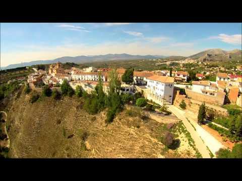 """Nivar. Turismo de Andalucia, Granada (España). """"Great natural views of Andalucia, Spain."""""""