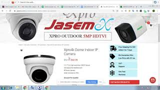 How To Purchase Best Indoor Outdoor Camera in low price from Jasemx