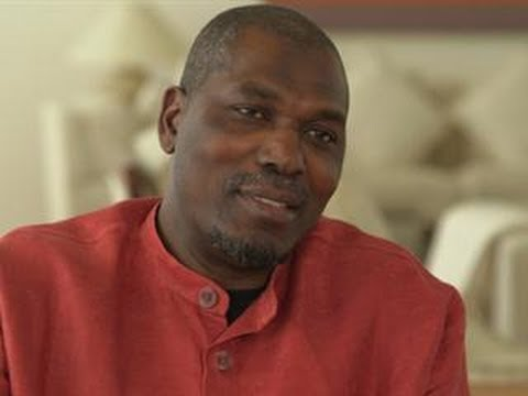 Forgotten Finals: Olajuwon on Jordan's absence