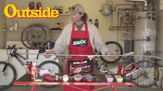 How to Wax Your Own Skis | Outside