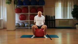 Гимнастика для шеи с упражнениями - Видео онлайн
