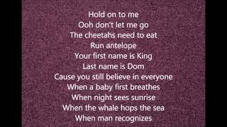 Freedom - Pharrell Williams (Lyrics)