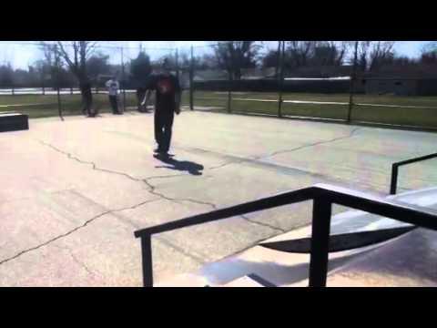 Greenwood skatepark