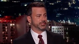 Jimmy Kimmel Cries About Son