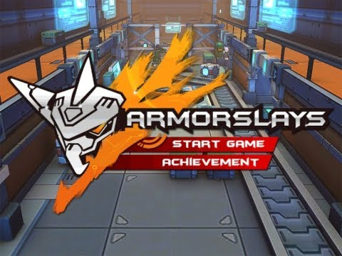 Video of 機甲格鬥Armorslays (繁體中文版)