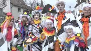 preview picture of video 'Eindrücke vom Rosenmontagsumzug in Beverungen'