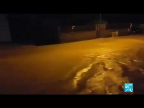 Son 12 los muertos por las inundaciones en Francia