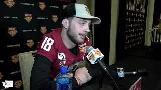 WSU Football: Anthony Gordon Cheez-It Bowl Press Conference 12/26/19