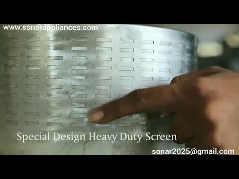 2 HP Multipurpose Grinding Machine