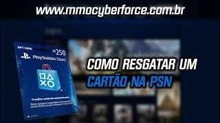 Cartão PSN Plus 12 Meses - Americano