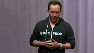 Drew Houston - Dropbox Founder