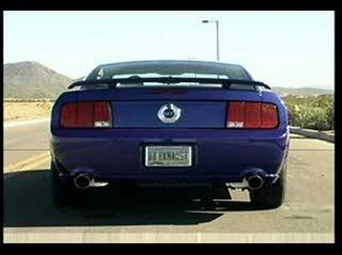 Ford Mustang GT 04-10 Drive Off – Billy Boat Exhaust