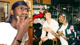 WHAT FILM IS THIS FROM? | JID   Off Da Zoinkys | Reaction