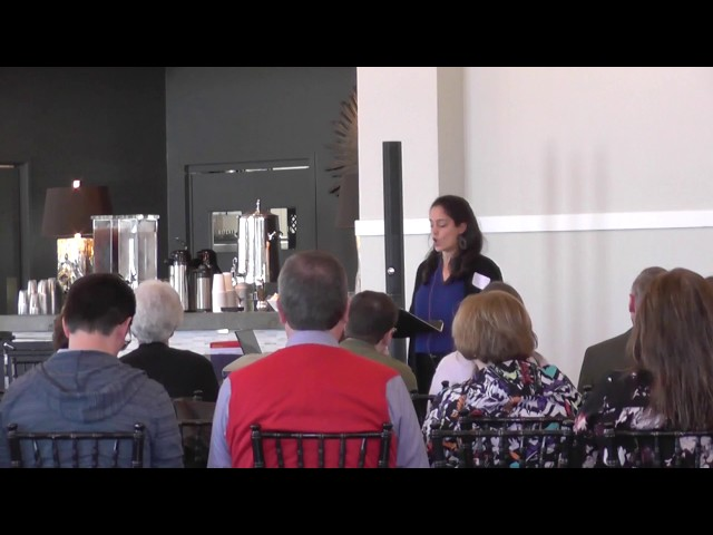 Amanda Powell - CCS Launch