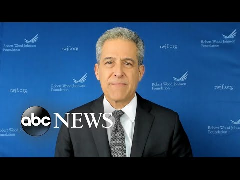 Dr. Richard Besser: New vaccine guidelines are 'credible'