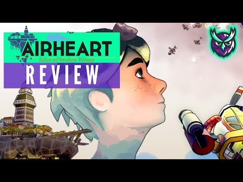 Airheart - Tales of broken Wings Switch Review video thumbnail