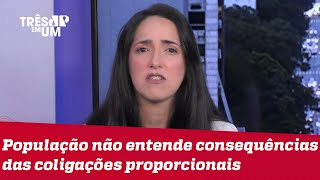 Bruna Torlay: Não sabemos em quem os brasileiros votam para o Congresso