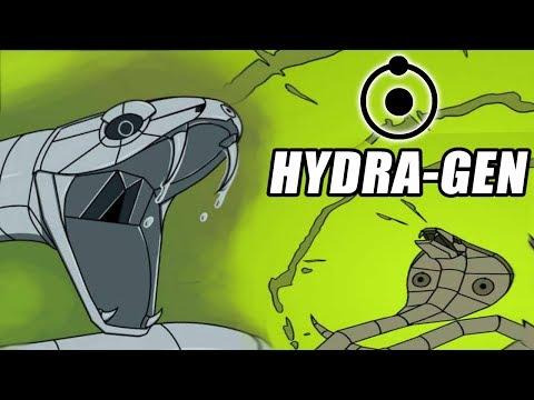Custom Archetype Hydra-Gen: Robot Snakes That Float & Negate!