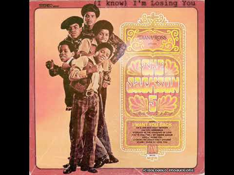 Jackson 5 - (I Know) I'm Losing You