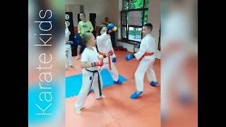 """👊💪👍Уроки спортивного каратэ для детей WKF/Karate lessons/KARATE CLUB """"SKIF"""""""
