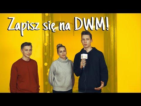 Zapisz się na DWM!