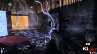 Call of Duty Black Ops 2 TranZit Secret Exit + Secret Emergency Hatch and Plow