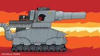 Monster Dorzilla all episodes plus Bonus  - Cartoons about tanks