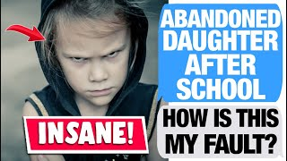 r/AmiTheA**Hole For Not Showing Up To School After Step-Daughter Wasted My Time?