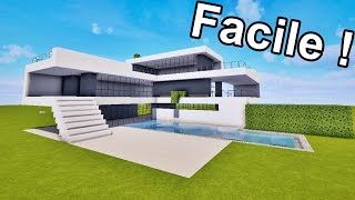 Minecraft: How To Build A Large Modern House Tutorial (#19) - Most ...