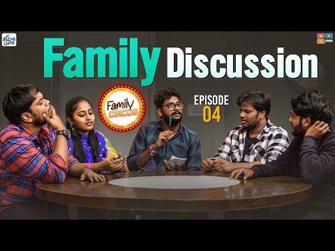 Family Discussion || EP04 || Family Circus || Racha Gang || Tamada Media