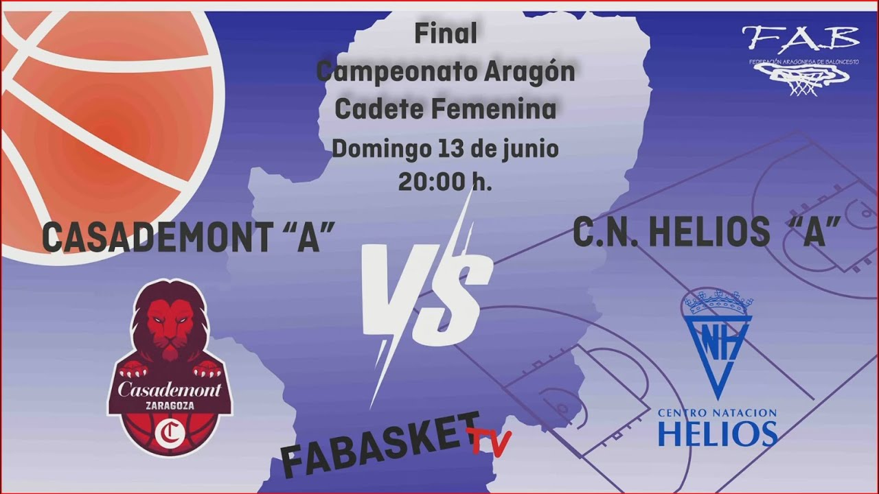 F4Cadete Fem. Aragón
