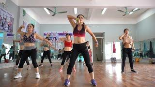 36 Mins Fat Burning Full Body Workout 🔥 Burn 450 Calories – Fit Aerobic