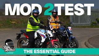 Module 2 Motorcycle Test: The Essential Guide!