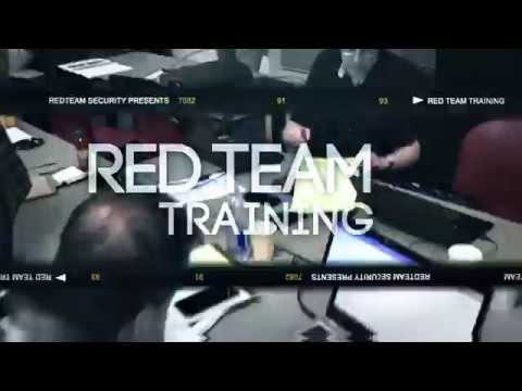 Full Force Red Team Training by Red Team Security Training ...
