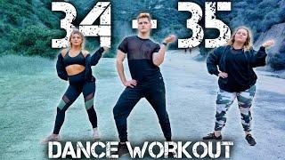 Ariana Grande - 34+35 (Remix) ft. Doja Cat, Megan Thee Stallion| Caleb Marshall | Dance Workout