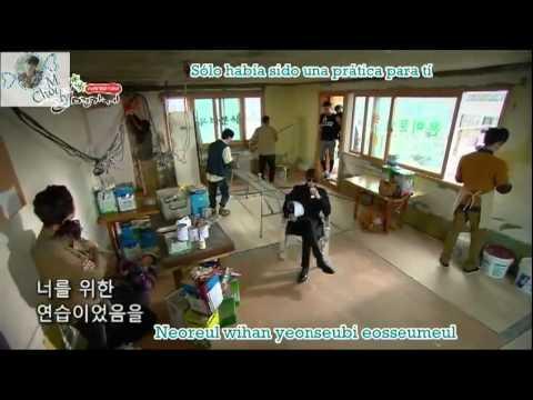 Flower Boys Ramyun Shop OST - Loving loving [Sub Español+Han+Rom]