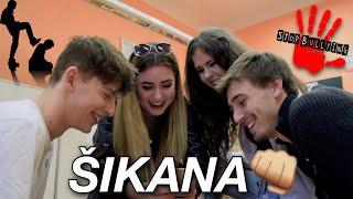 ŠIKANA / BULLYING    Anna Šulcová (short movie)
