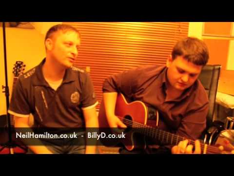 neil hamilton & billy d - nobody knows accustic co