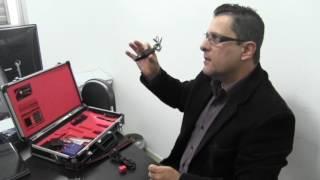 Entrevista de Detetive Edson Frazão com jornalistas da USP