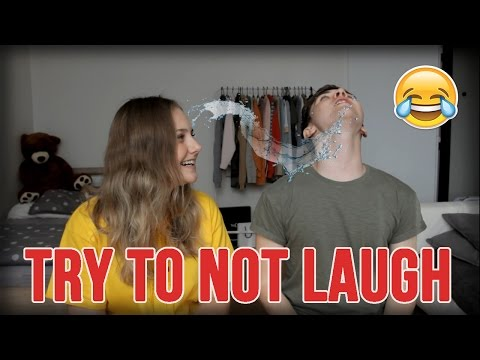 TRY TO NOT LAUGH | Fallenka & Máťa