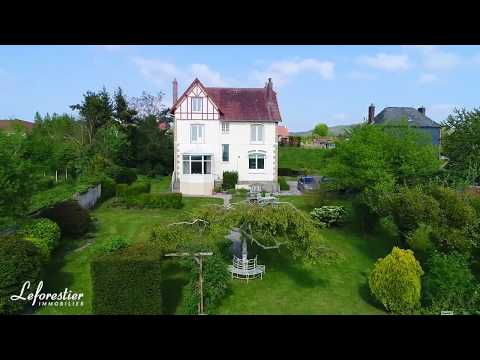 Elegant period home for sale with guest house in Mesnières-En-Bray Normandy 5015