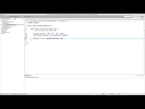 mp4 Java Store Int In String Array, download Java Store Int In String Array video klip Java Store Int In String Array