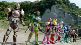 Trailer of Ressha Sentai ToQger The Movie: Galaxy Line S.O.S. (2014)