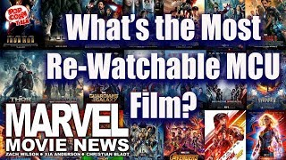 Marvel Movie News: What Is the Most Rewatchable MCU Film?